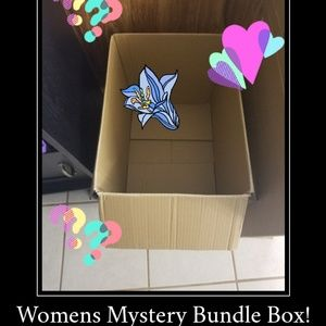 Womens Clothes Mystery Box